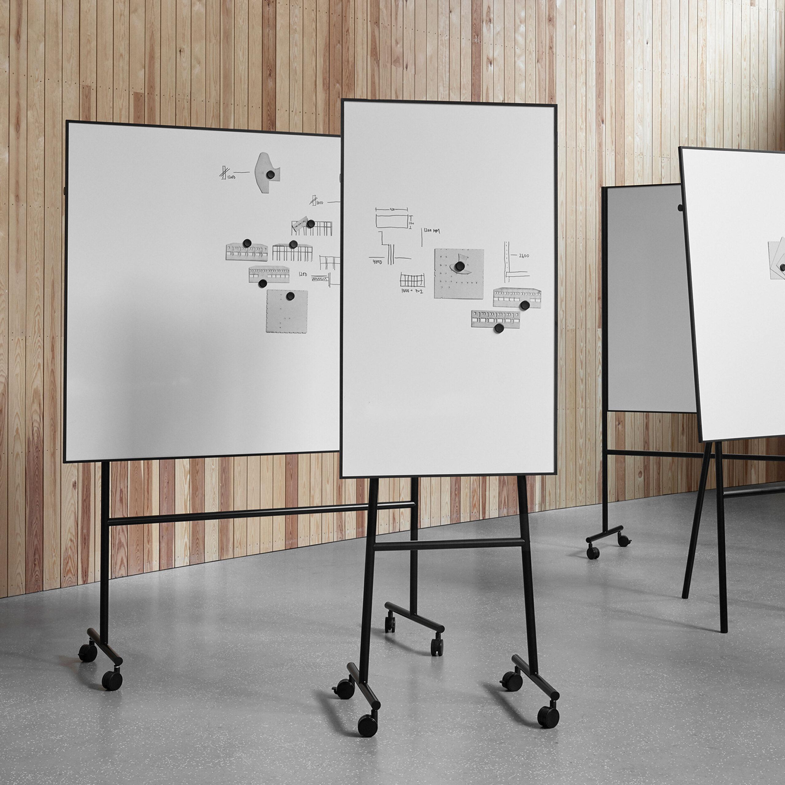 ONE enkeltsidet whiteboard